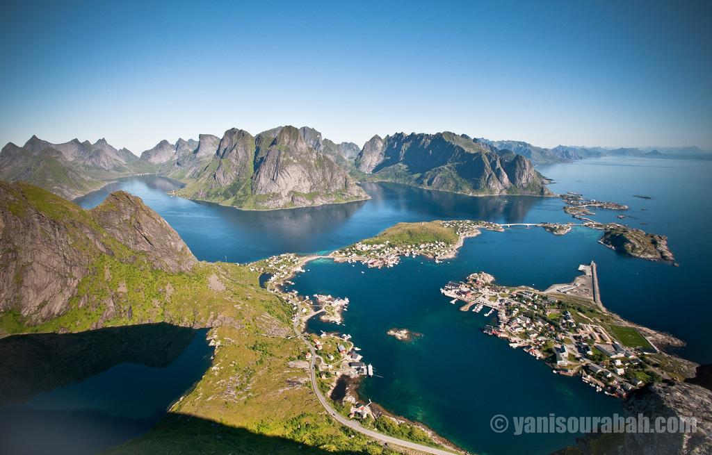 Лофотенские острова в Норвегии, фото 27