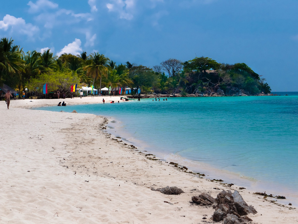 Остров Корон на Филиппинах, фото 1