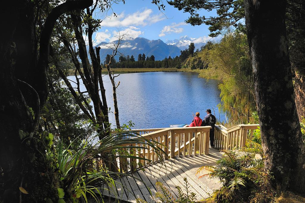 Озеро Мэтисон в Новой Зеландии, фото 9