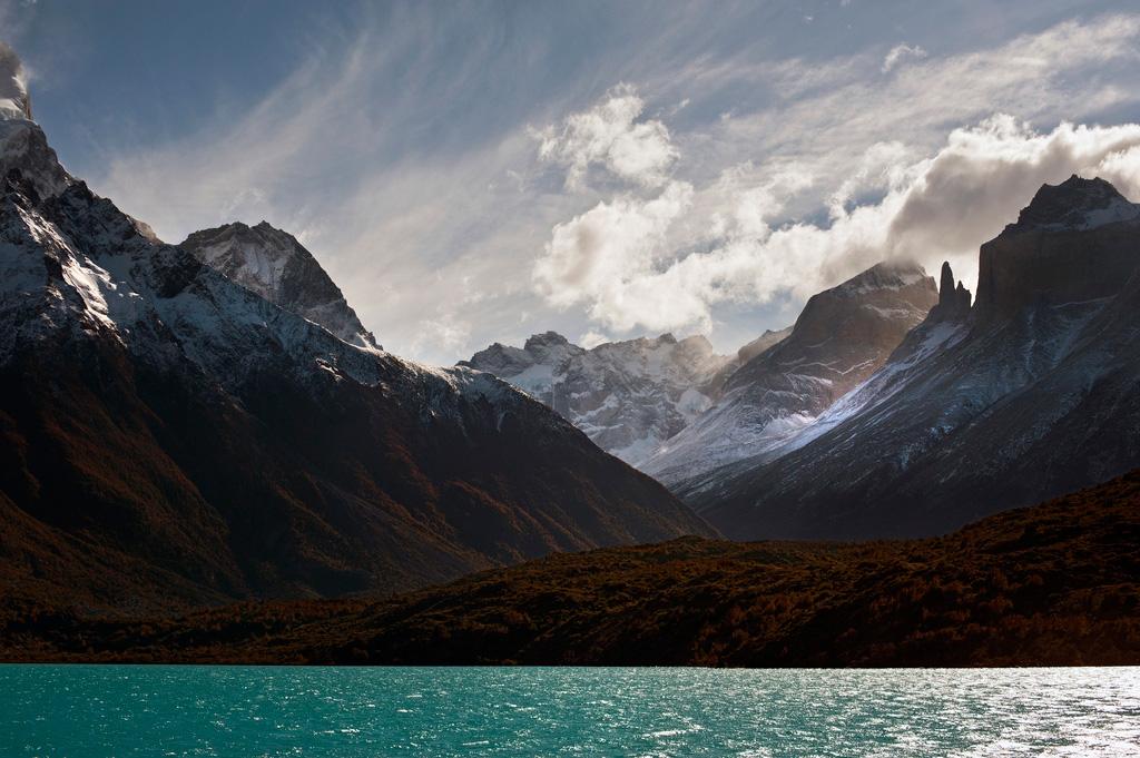 Озеро Пехое в Чили, фото 11