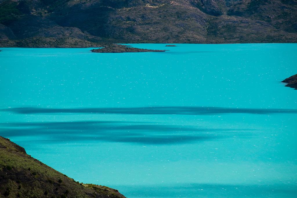 Озеро Пехое в Чили, фото 12