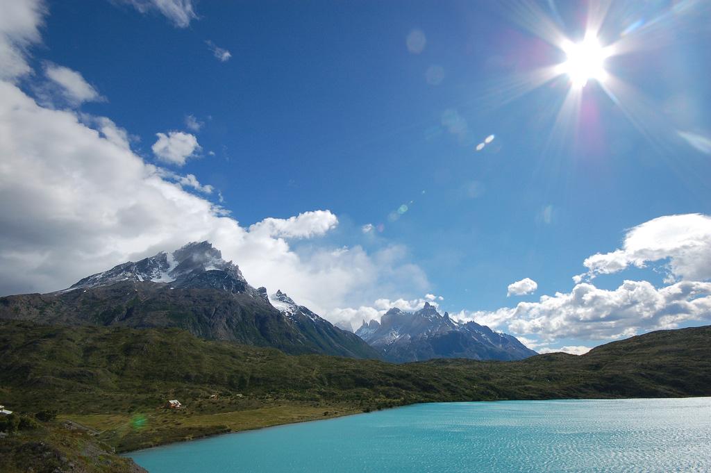 Озеро Пехое в Чили, фото 13