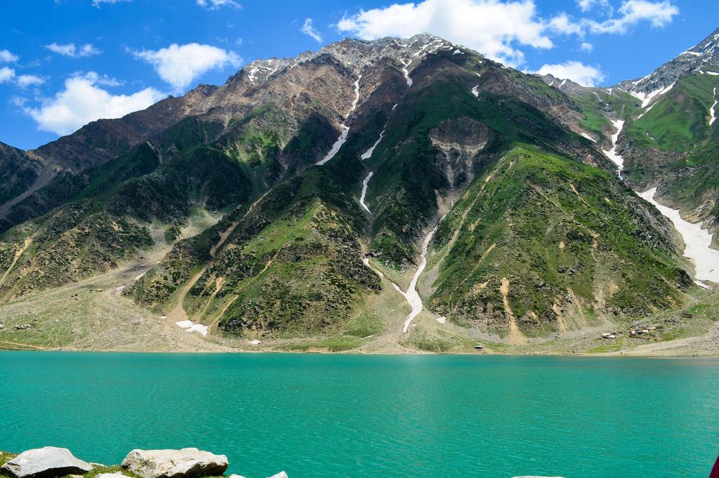 Озеро Сайфул Малук в Пакистане, фото 1