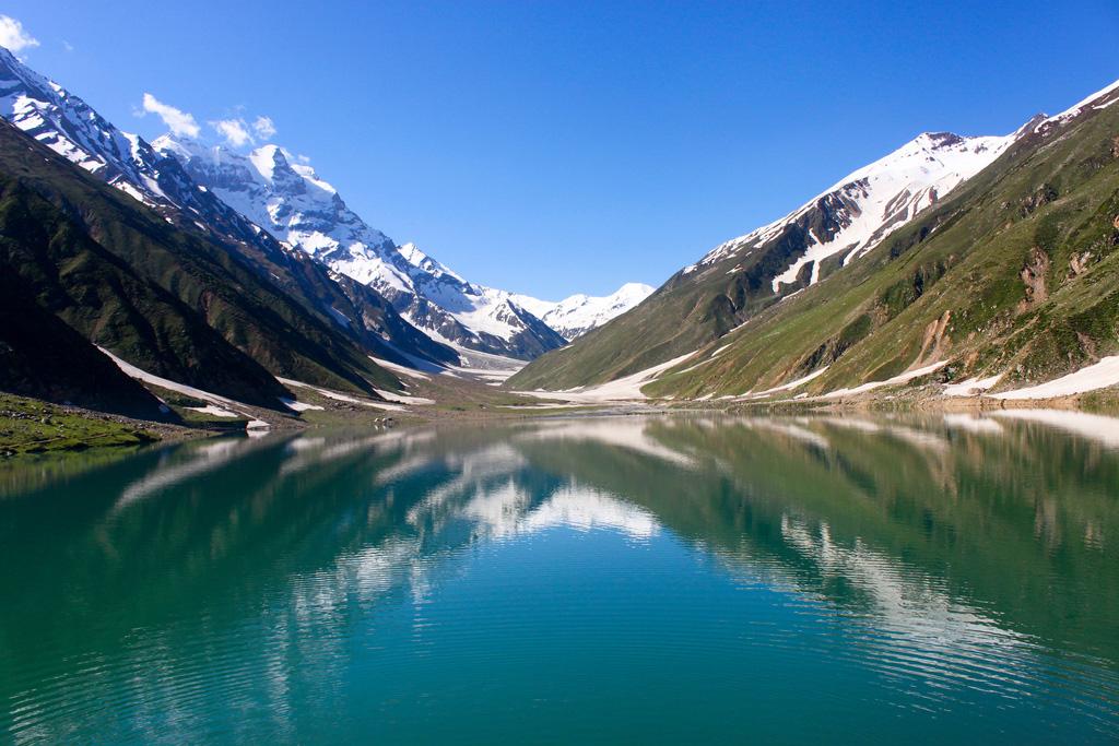 Озеро Сайфул Малук в Пакистане, фото 2