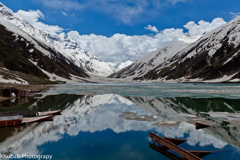 Озеро Сайфул Малук в Пакистане, фото 3