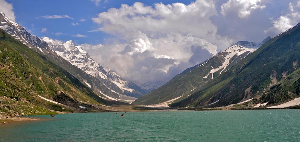 Озеро Сайфул Малук в Пакистане, фото 4