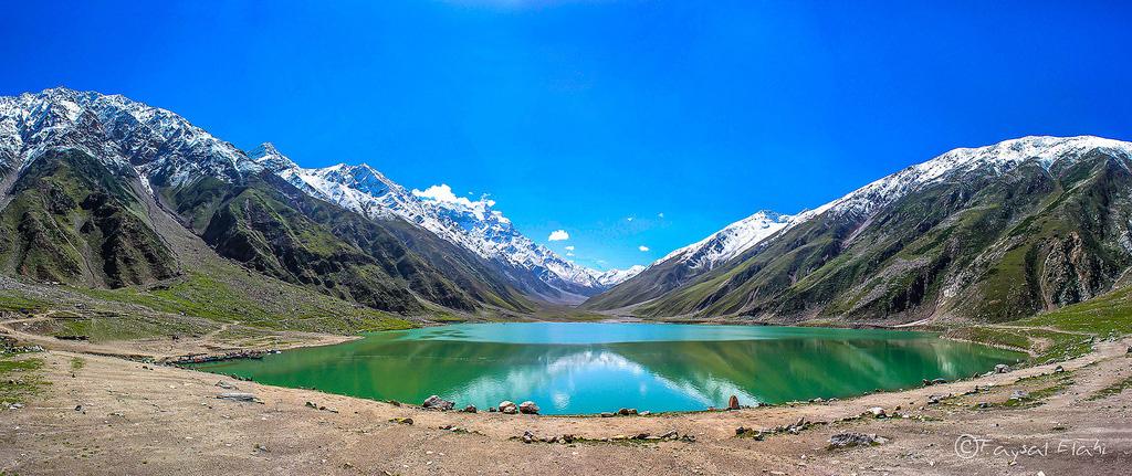 Озеро Сайфул Малук в Пакистане, фото 5