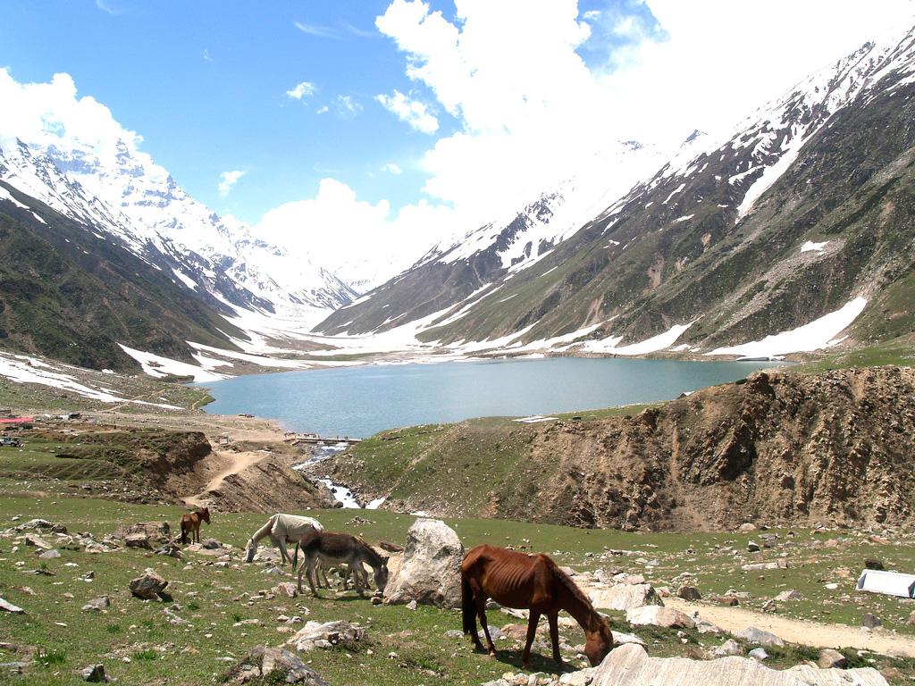 Озеро Сайфул Малук в Пакистане, фото 6