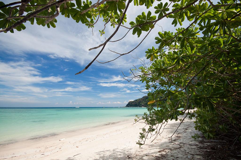Перхентианские острова в Малайзии, фото 2