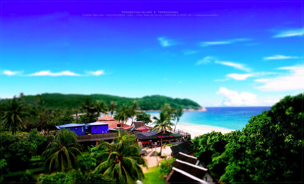 Перхентианские острова в Малайзии, фото 3