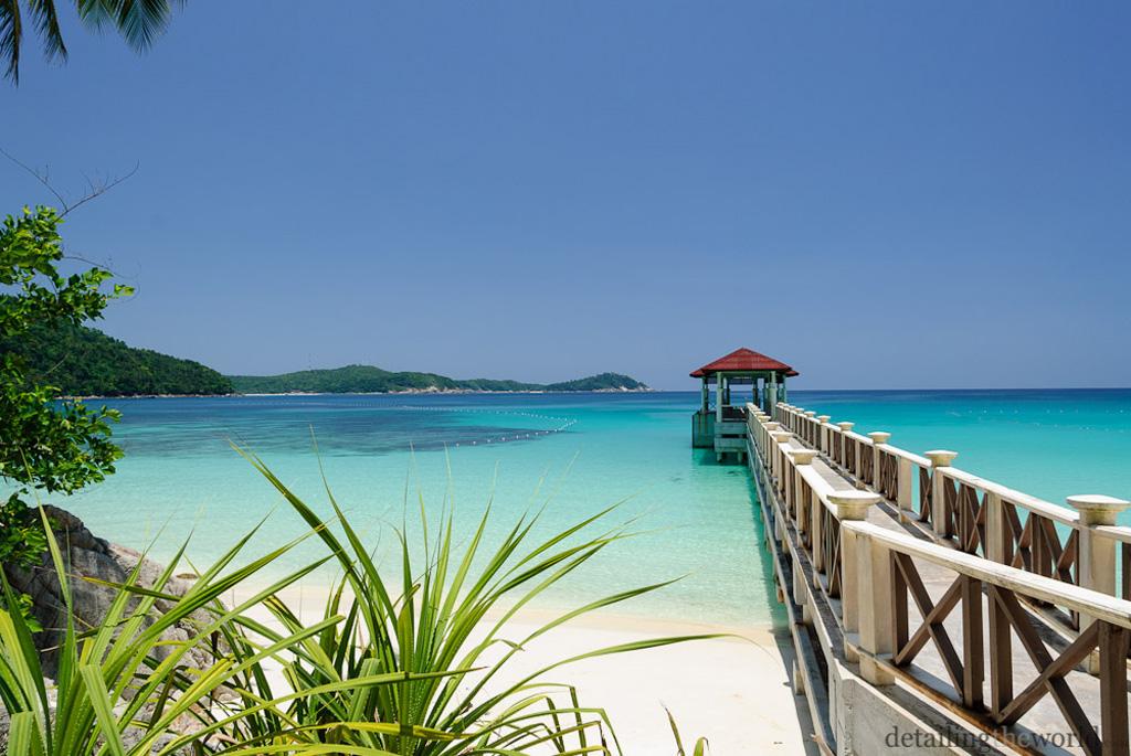 Перхентианские острова в Малайзии, фото 12