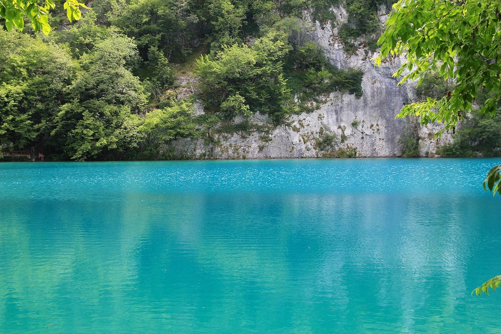 Плитвицкие озера в Хорватии, фото 1