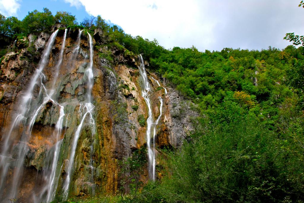 Плитвицкие озера в Хорватии, фото 8