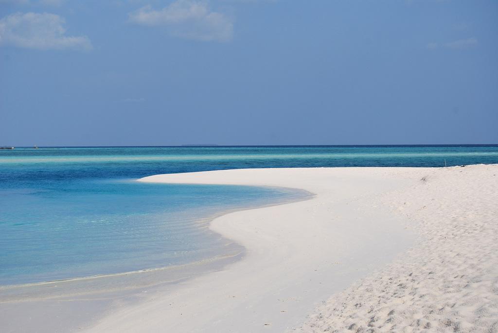Пляж Атолла Ари на Мальдивах, фото 2