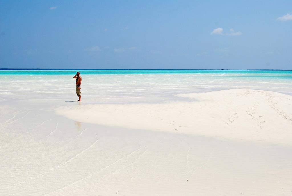 Пляж Атолла Ари на Мальдивах, фото 5