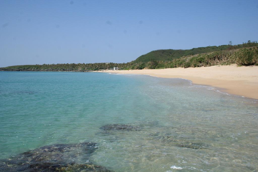 Пляж Байша в Тайване, фото 1