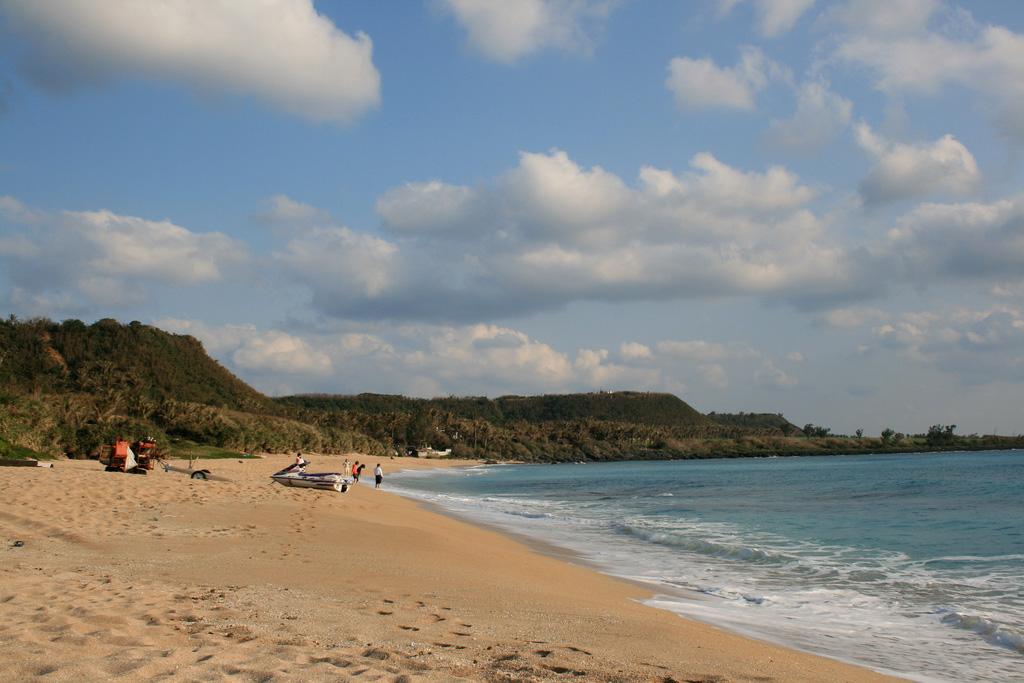 Пляж Байша в Тайване, фото 3