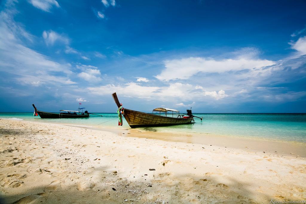 Пляж Бамбу в Таиланде, фото 1