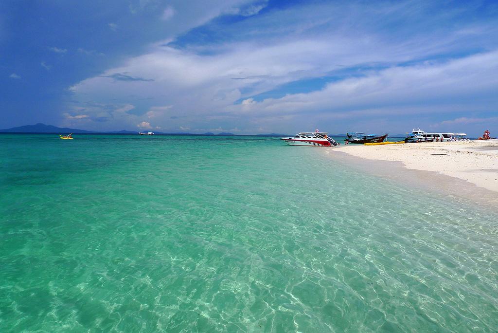 Пляж Бамбу в Таиланде, фото 5