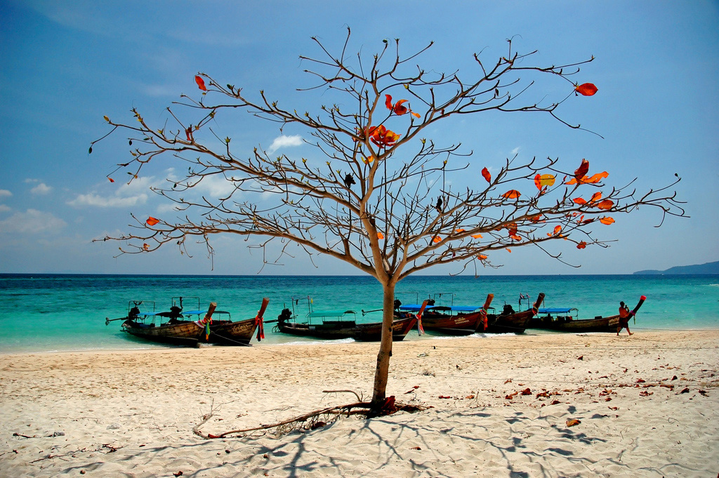 Пляж Бамбу в Таиланде, фото 6