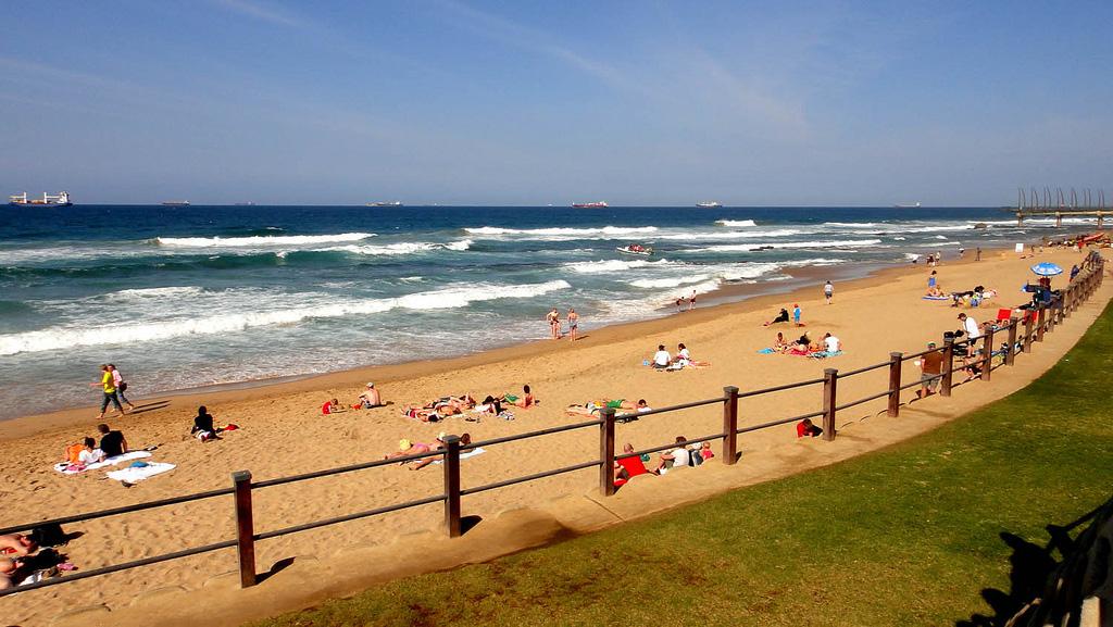 Пляж Дурбан в ЮАР-е, фото 2