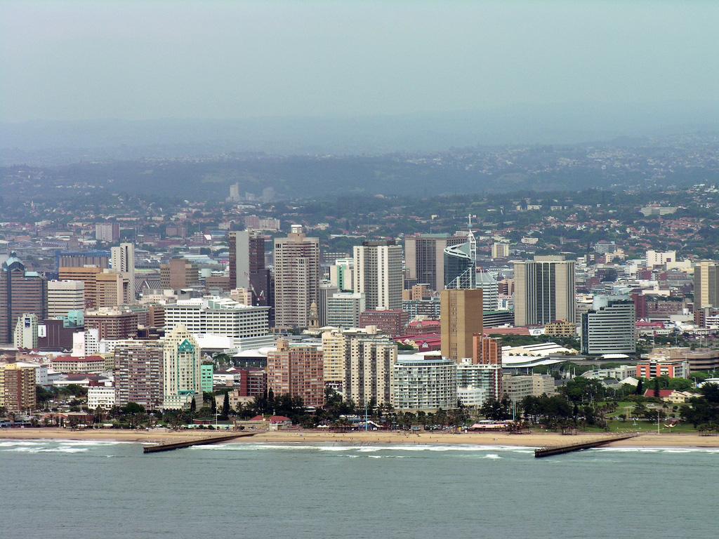 Пляж Дурбан в ЮАР-е, фото 5