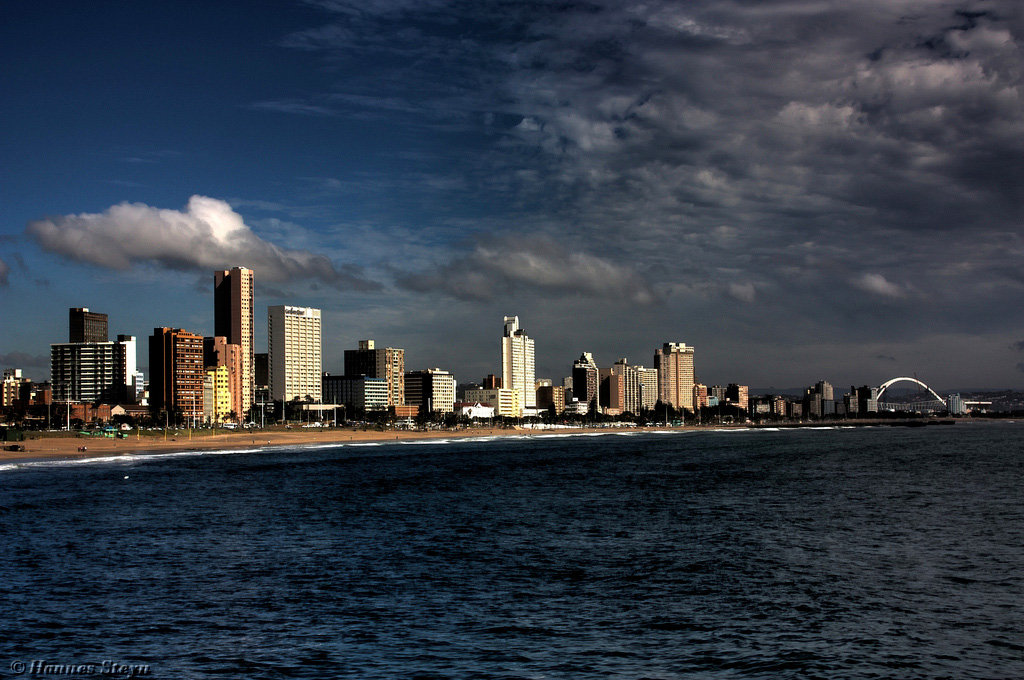 Пляж Дурбан в ЮАР-е, фото 7