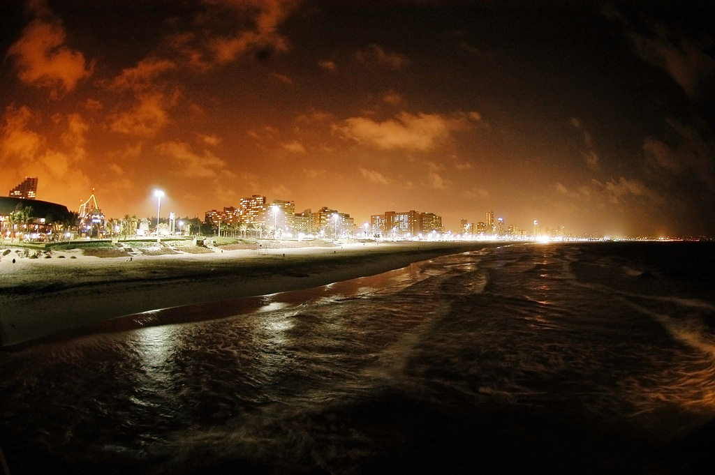 Пляж Дурбан в ЮАР-е, фото 9