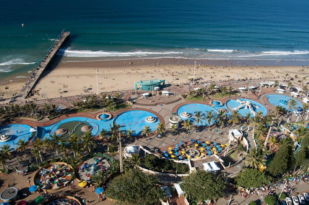 Пляж Дурбан в ЮАР-е, фото 11