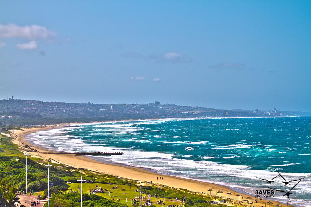 Пляж Дурбан в ЮАР-е, фото 12