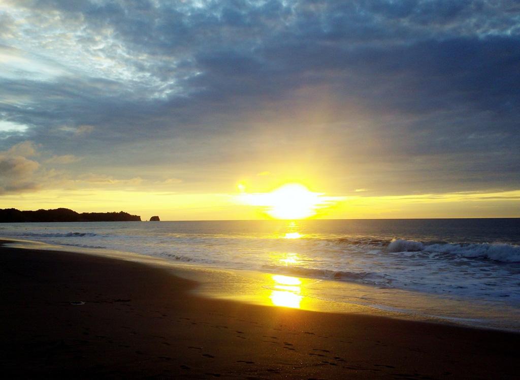 Пляж Эсмеральдас в Эквадоре, фото 1