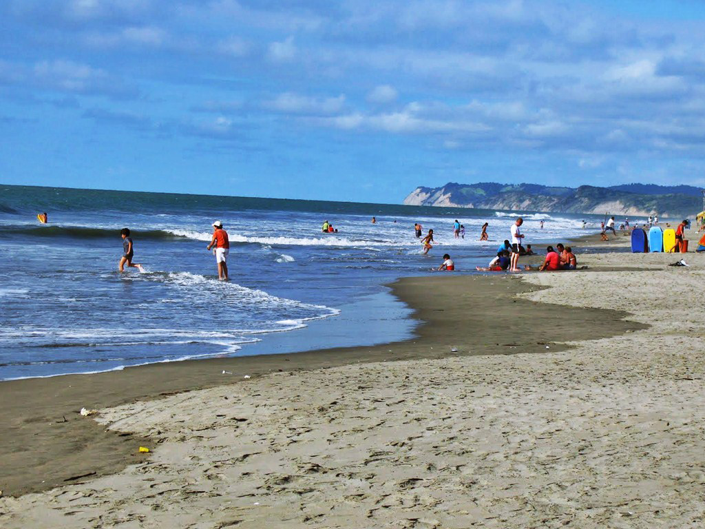 Пляж Эсмеральдас в Эквадоре, фото 2