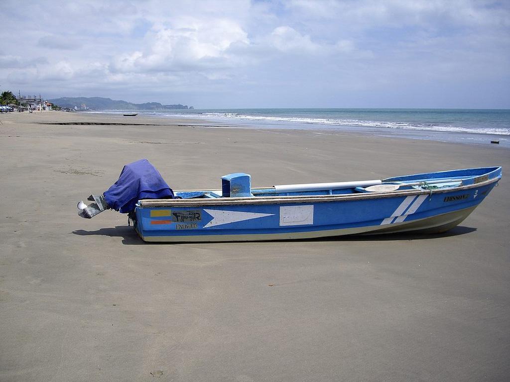 Пляж Эсмеральдас в Эквадоре, фото 4