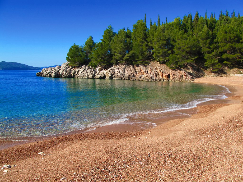 Пляж Королевы в Черногории, фото 1