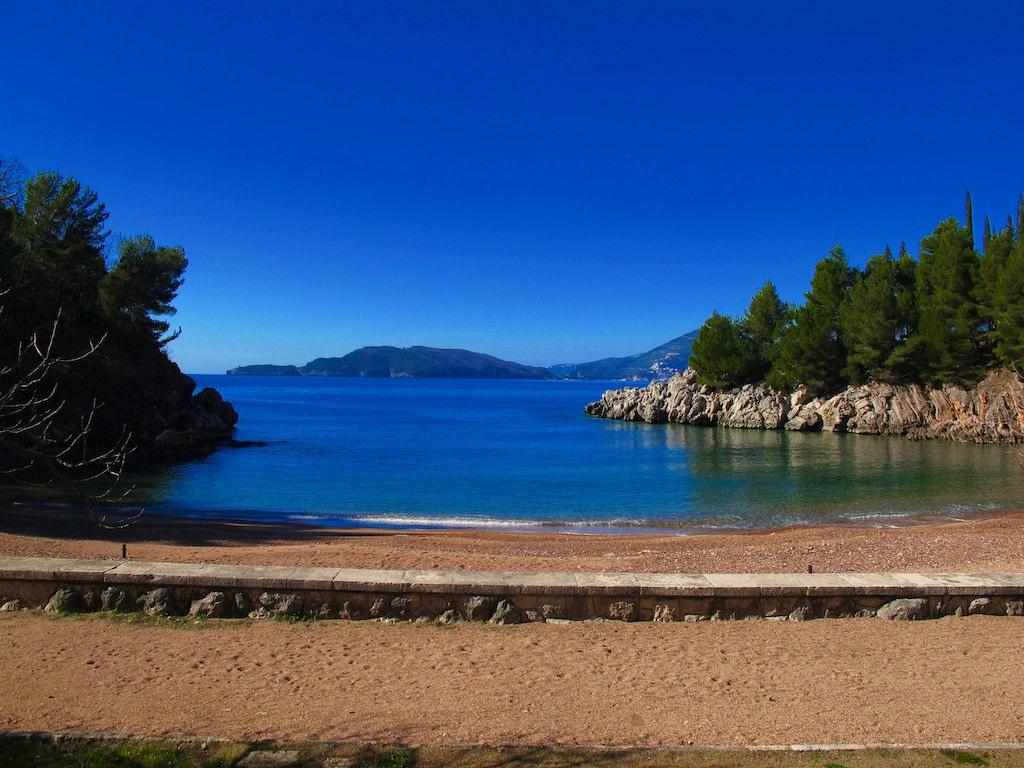 Пляж Королевы в Черногории, фото 2