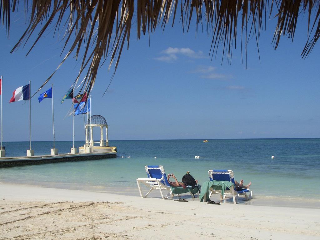 Пляж Монтего-Бэй на Ямайке, фото 3
