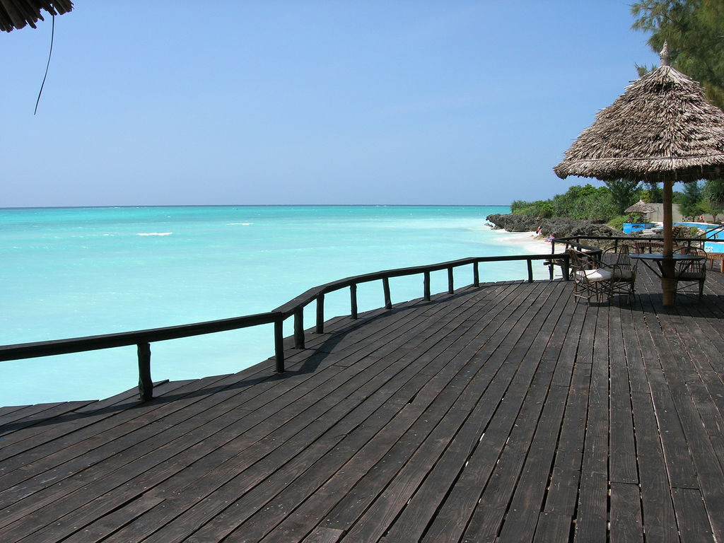 Пляж Нунгви в Танзании, фото 1