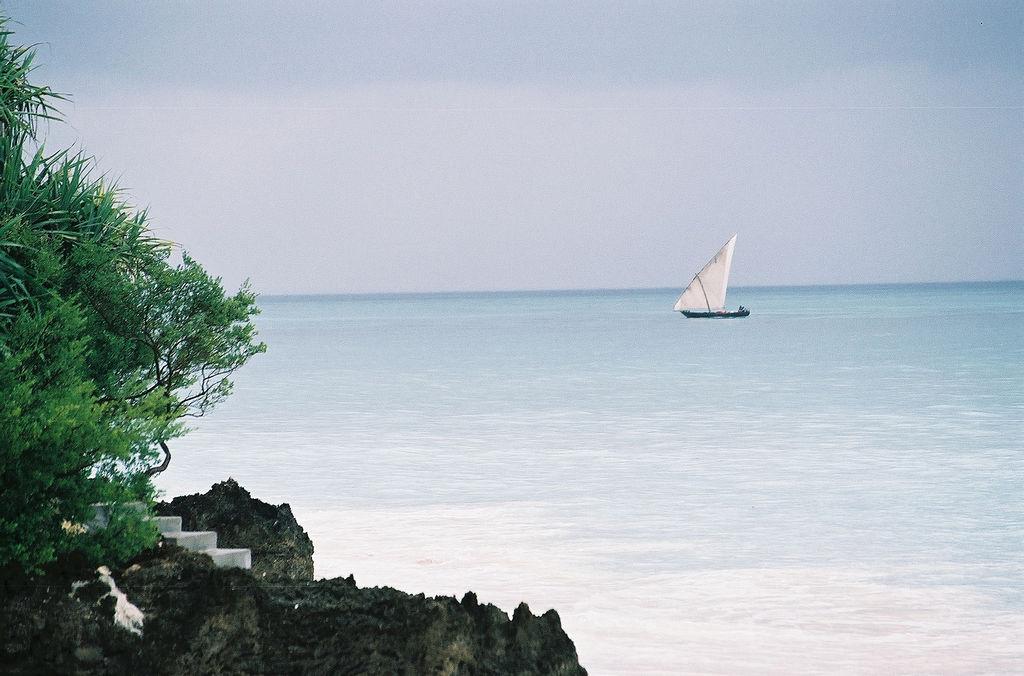 Пляж Нунгви в Танзании, фото 7