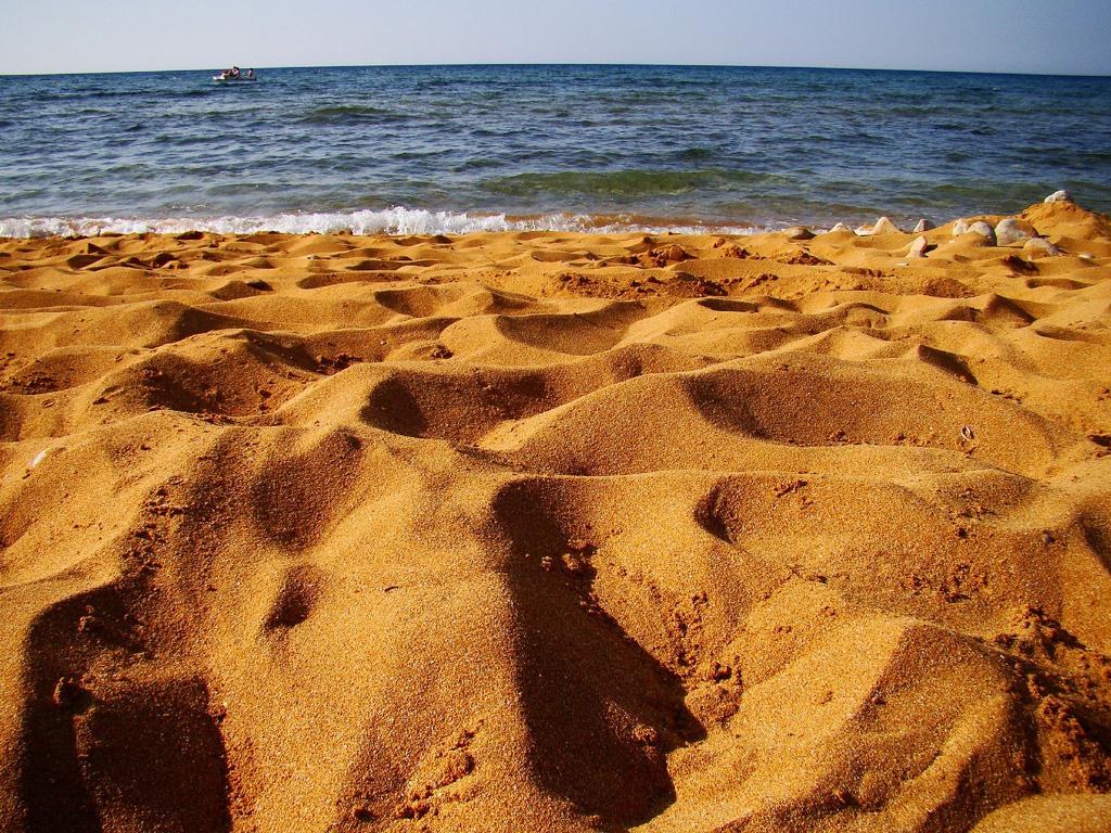 Пляж Рамла на Мальте, фото 2