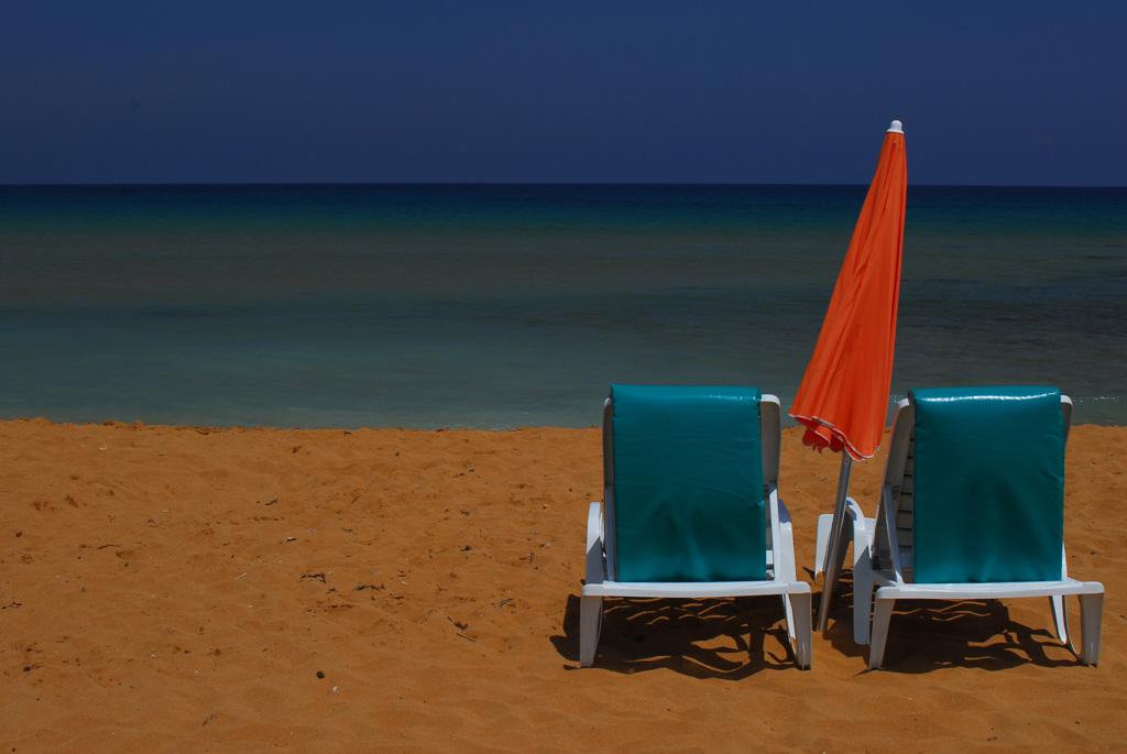 Пляж Рамла на Мальте, фото 3