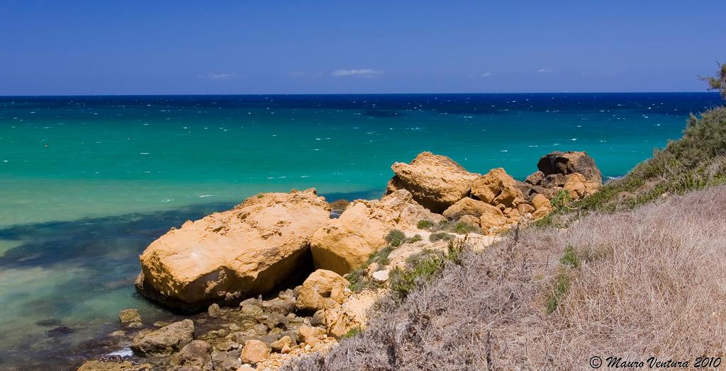 Пляж Рамла на Мальте, фото 4
