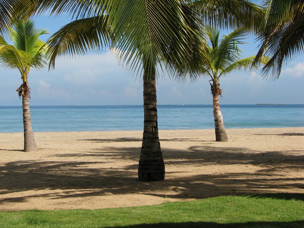 Пляж Сан Хуан в Пуэрто-Рико, фото 1