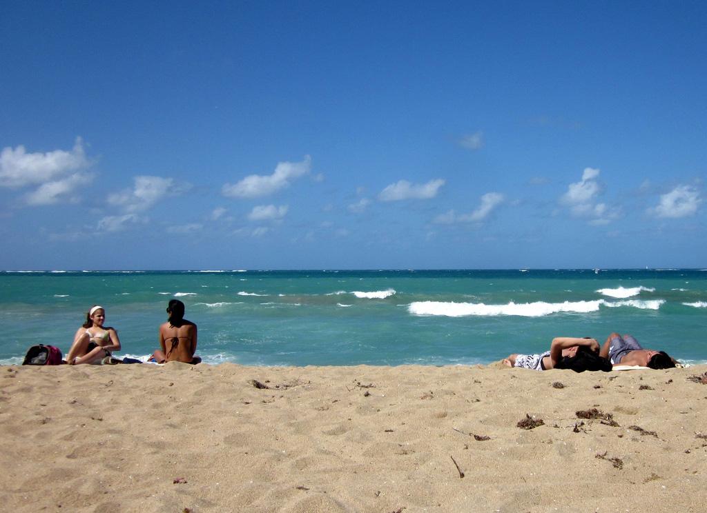 Пляж Сан Хуан в Пуэрто-Рико, фото 3