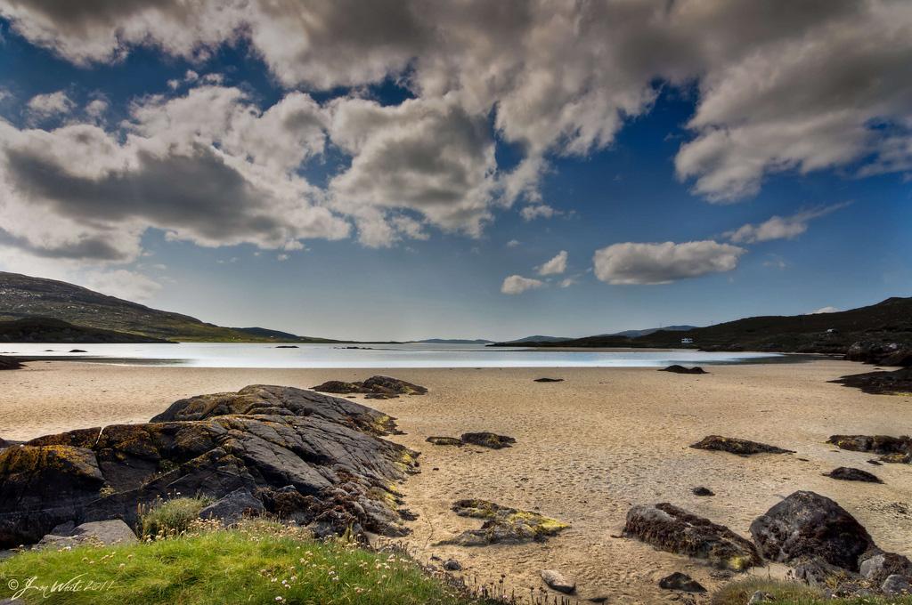 Пляж Сейлебост в Шотландии, фото 1
