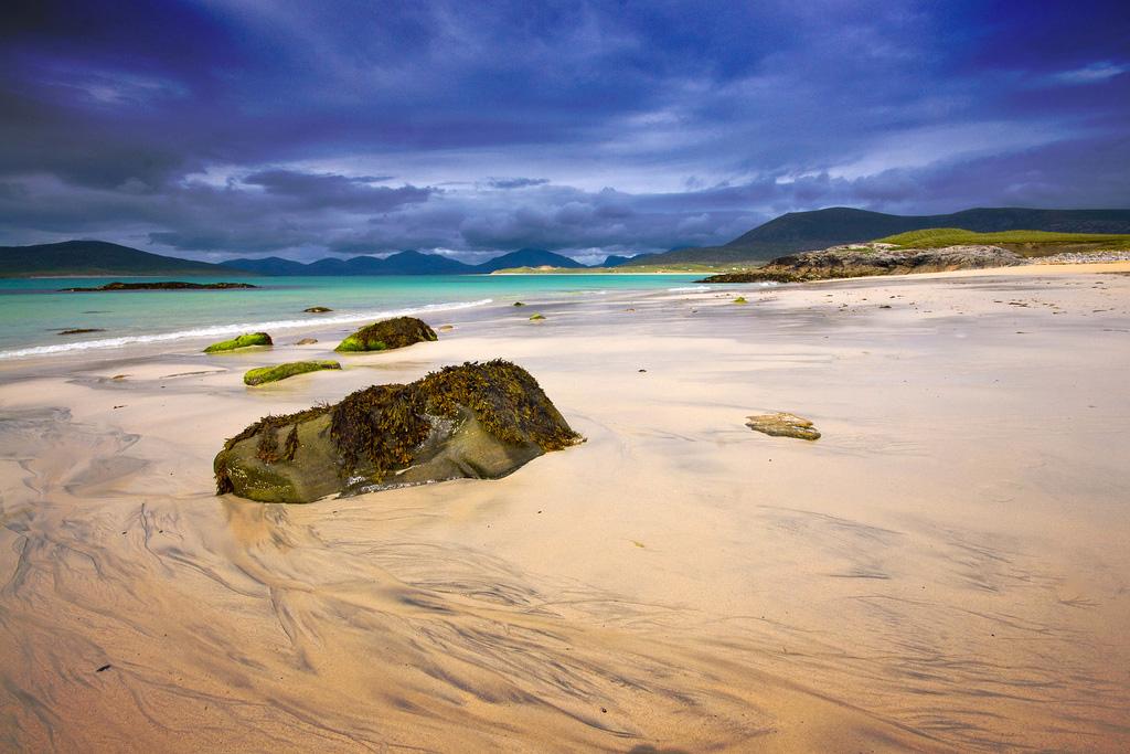 Пляж Сейлебост в Шотландии, фото 4
