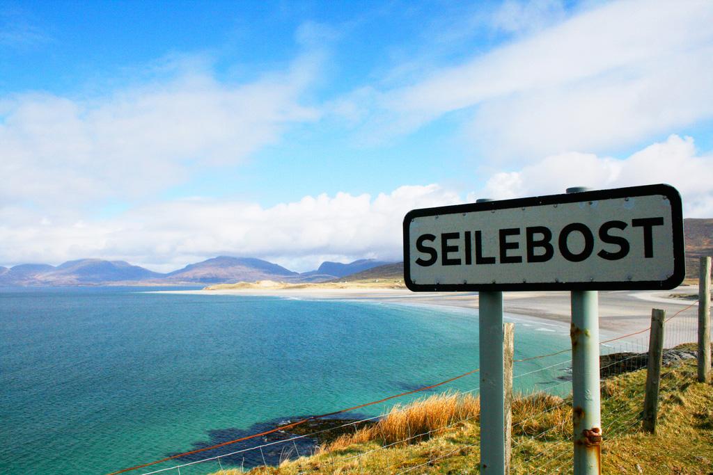 Пляж Сейлебост в Шотландии, фото 5