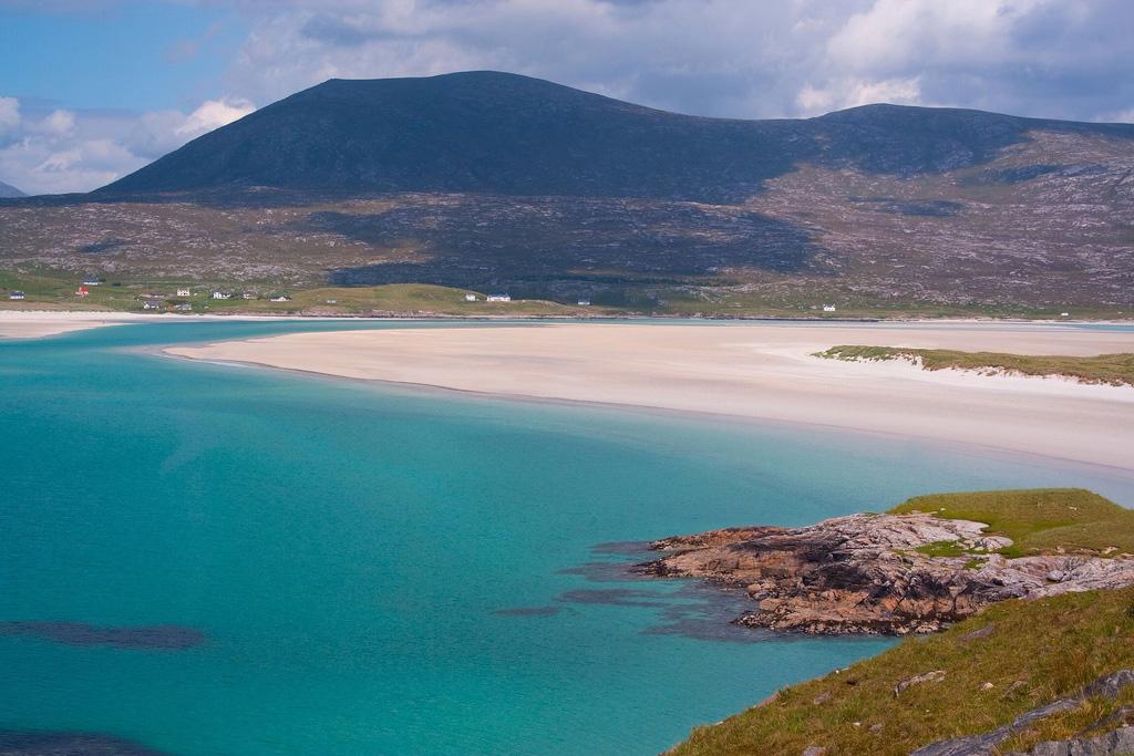 Пляж Сейлебост в Шотландии, фото 6
