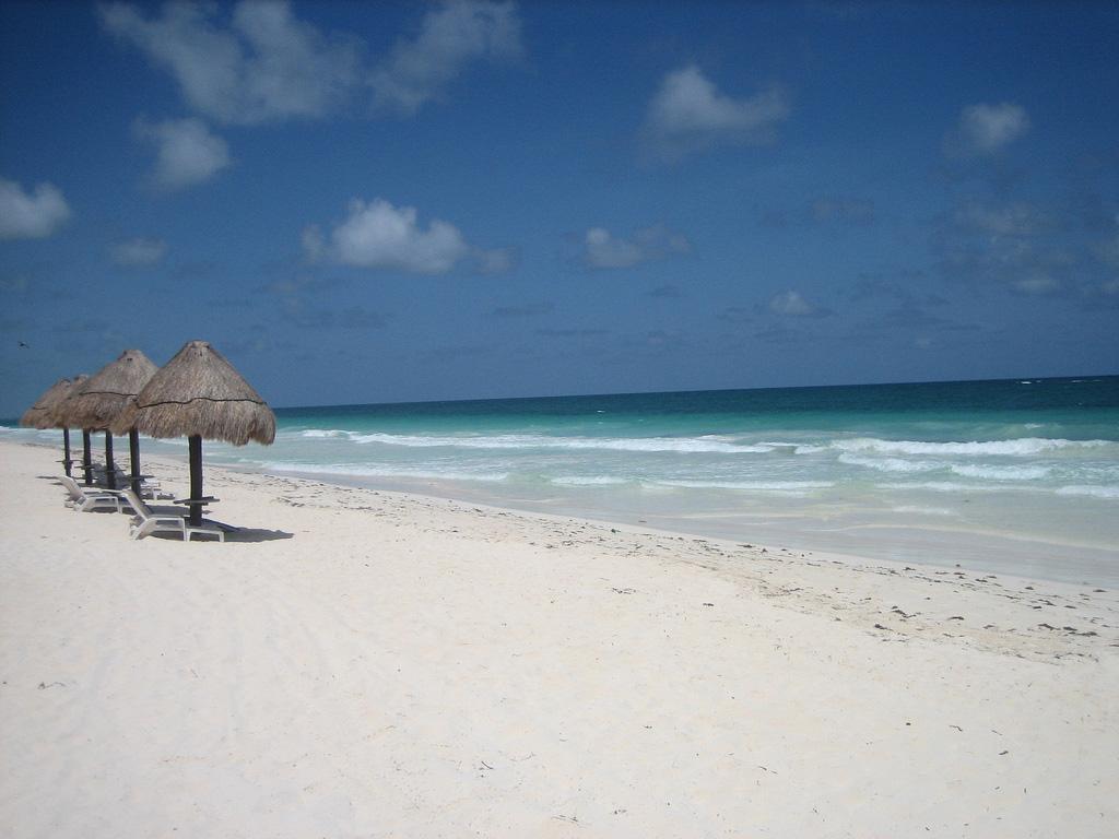 Пляж Сиан Каан в Мексике, фото 2
