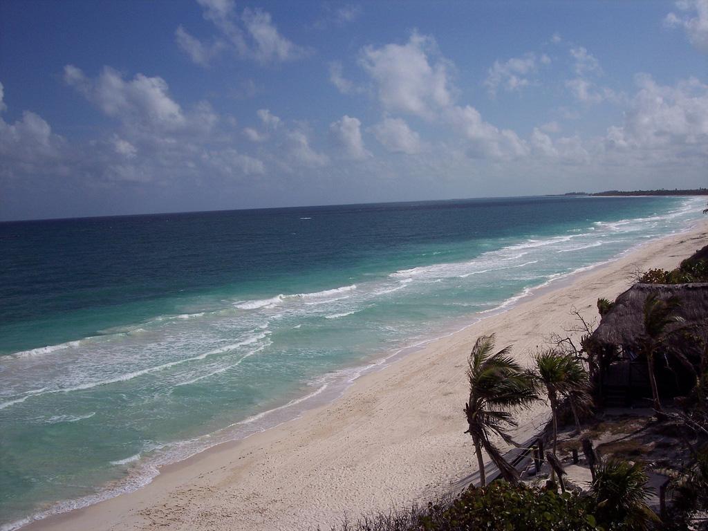 Пляж Сиан Каан в Мексике, фото 4