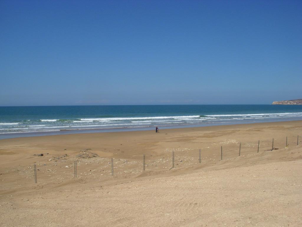 Пляж Тагхазоут в Марокко, фото 1